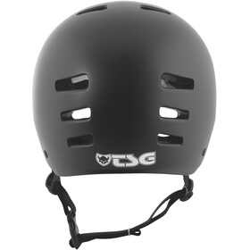 TSG Evolution Solid Color Helmet satin black